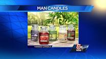 Yankee unveils new 'man' scent candles