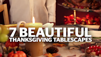 7 Beautiful Thanksgiving Tablescapes to Inspire Your Holiday Decor