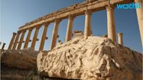 Palmyra Ruins Unharmed for Now