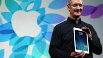 Is Apple the cheapest tech stock out there?