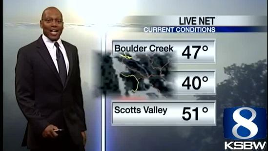 Get Your Thursday KSBW Weather Forecast 5.23.13