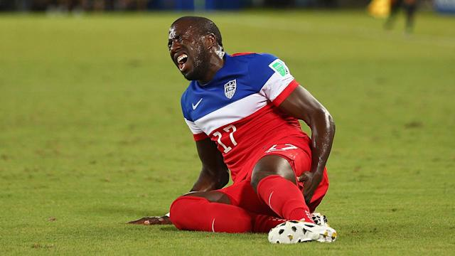 Jozy Altidore out for USA-Portugal