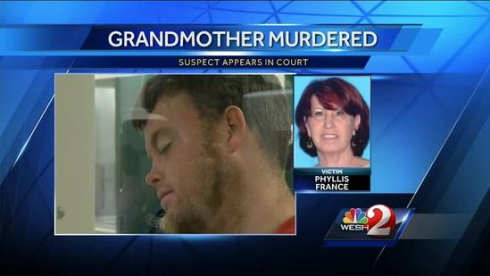 Man faces judge in grandmother's death