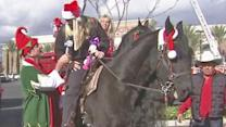 SoCal Friesian Horse Club donates toys