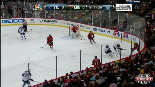 St. Louis Blues at Minnesota Wild - 04/10/2014