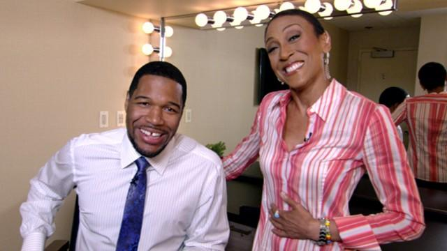 Robin Roberts Preps for Guest Hosting Gig on ABC Show