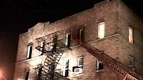 1 child killed, sister critical in Bronx fire