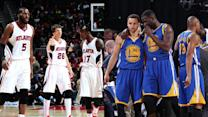 Should Hawks and Warriors rest or keep rhythm?