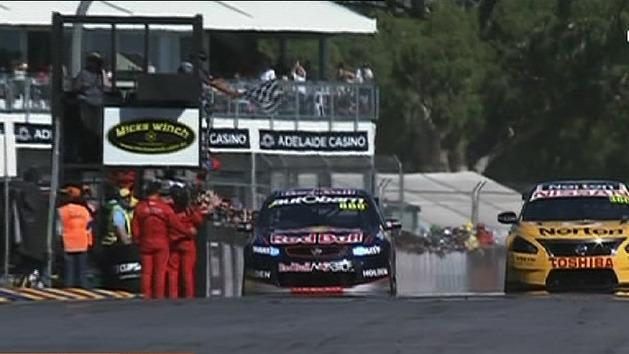 Lowndes chasing V8 record