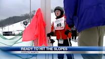 Perfect North Slopes plays host to Special Olympics events