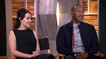 One-on-One With the Stars of 'The Hunger Games'