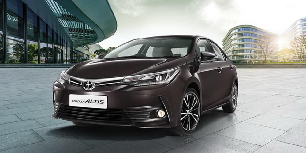:6月國產轎車冠軍還是由Toyota Corolla Altis 1.8奪下,且銷量比上個月進步28%