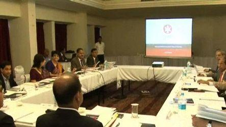 Nalanda International University board meeting starts