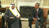 Obama, Saudi's King Salman to discuss Iran nuclear deal