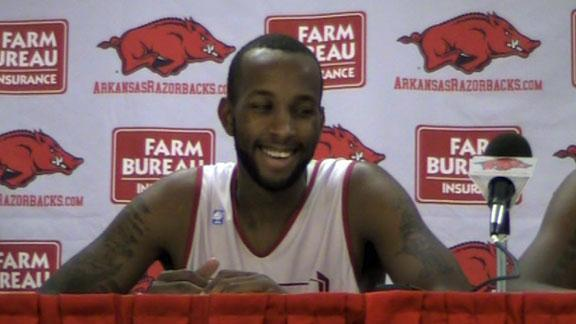 Players & Payne: Arkansas 83, USC-Upstate 63