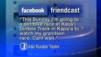 Facebook Friendcast: Jojo Taylor