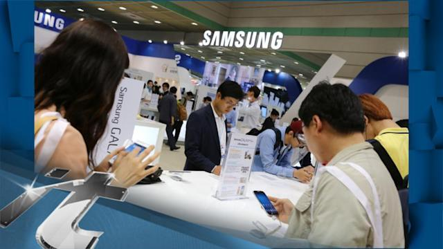 Smartphone News Byte: Samsung Reportedly Prepping Fingerprint Scanning Tech for Galaxy Phones
