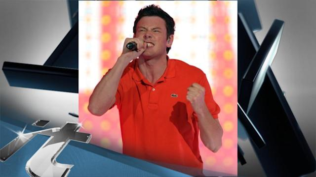 Music Minute News Pop: Cory Monteith Honored By Glee Costar Chord Overstreet With Touching Performance