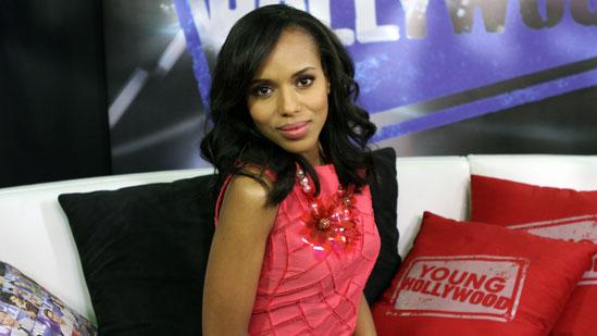 Kerry Washington Shows Her Funny Side in 'Peeples'