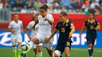 RADIO: Carli Lloyd speaks on growing support for U.S. Women's Soccer