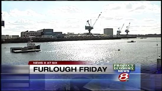 BIW employee expresses concern over furlough days