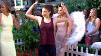 Beauty Bootcamp: New Victoria's Secret Angels Offer Tips