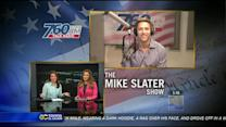 760's Mike Slater on News 8: Warrior Foundation update