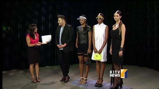 Previewing the Honolulu Night Market's Fashion Show
