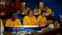 WISN 12 holds phone bank for Hunger Task Force