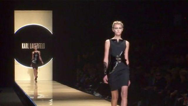 Style.com Fashion Shows - Karl Lagerfeld: Spring 2009 Ready-to-Wear