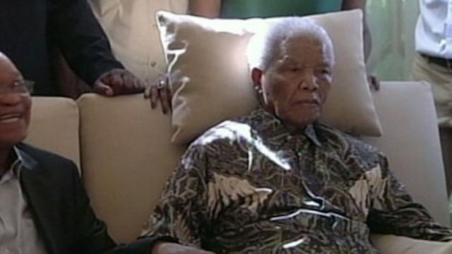 Nelson Mandela's Harrowing Ambulance Ride