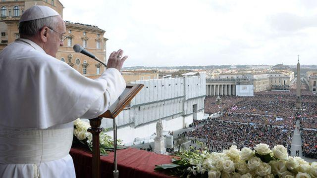 How will Pope Francis change the Catholic Church?