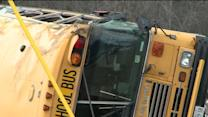 No charges to be filed in fatal school bus crash