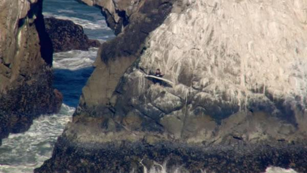 Surfer rescued near Cliff House