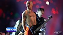 Did the Red Hot Chili Peppers Play Air Guitar at the Super Bowl?