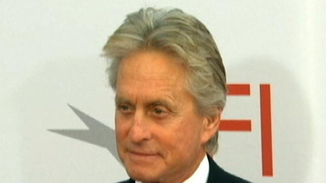 Michael Douglas Says STD Cause of Cancer