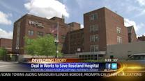Roseland Hospital board votes to accept state funds, work out long-term plan