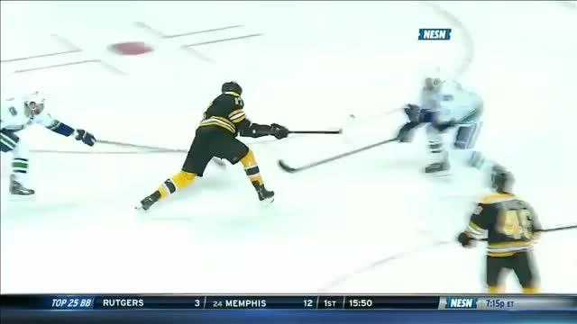 Iginla's 600th assist sets up a Lucic goal