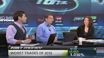 Fast Money traders' best (& worst) trades of the year