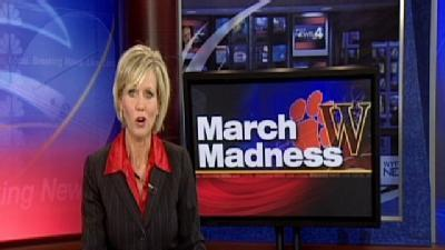March Madness Begins For 2 Upstate Schools