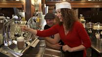 Visit the modern-day soda fountain that takes you back in time