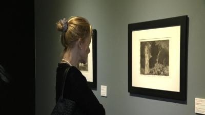 Mexico: Goya Sketches on Display for First Time
