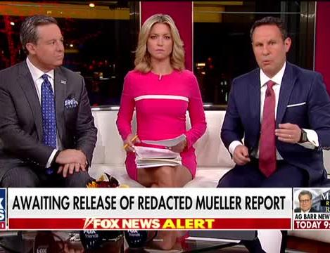 IG report on Russia probe to follow release of Mueller report