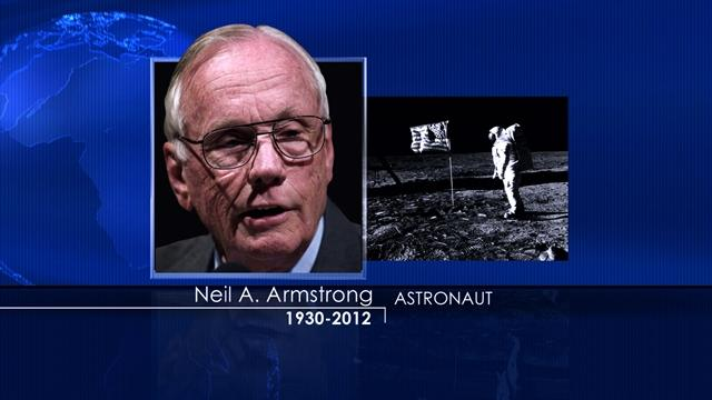 Neil Armstrong, space pioneer, dead at 82