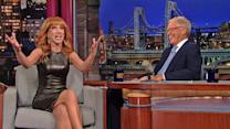 David Letterman - Kathy Griffin on Her Friend Cher