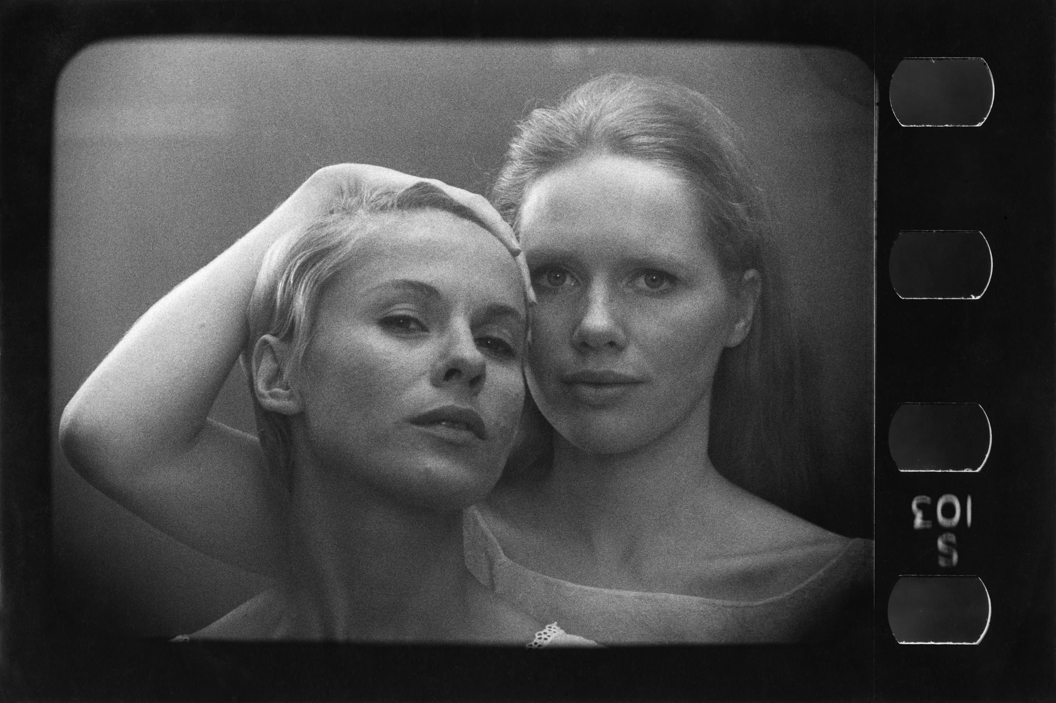 《假面》,1966。