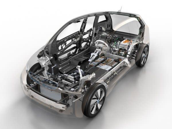 BMW投入固態電解質車用電池,預計2026年量產