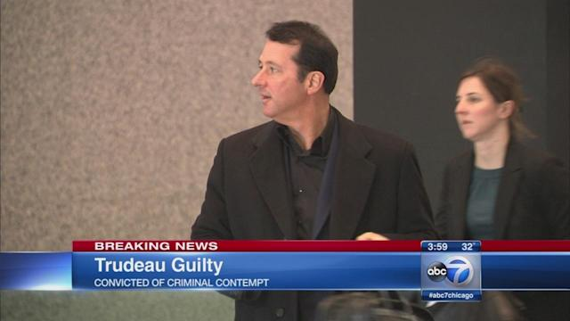 Kevin Trudeau guilty of federal contempt charges