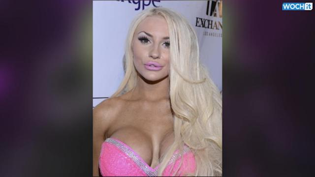 Courtney Stodden Classes It Up For Style Fashion Week LA