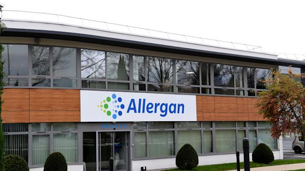 87922764 Allergan stock surges on news that Abbvie will buy Botox maker in a $63  billion deal